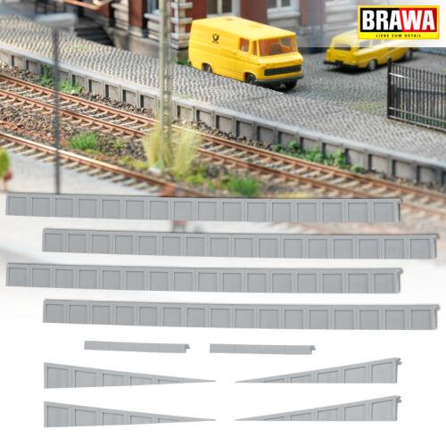 NUOVO /& OVP BRAWA 2869 h0 marciapiedi spigoli +