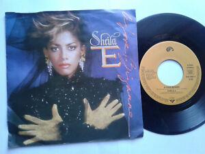 "Sheila E. / A Love Bizarre 7"" Vinyl Single 1985 mit Schutzhülle"