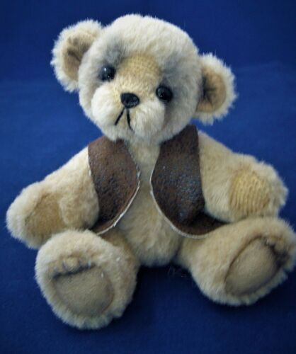 NEW PATTERN--BAXTER 5 inch LITTLE BEAR by KYMPATTI BEARS AUST