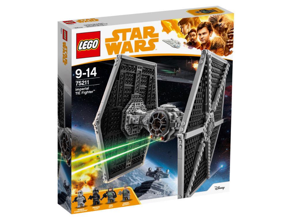 LEGO StarWars Imperial TIE Fighter (75211)