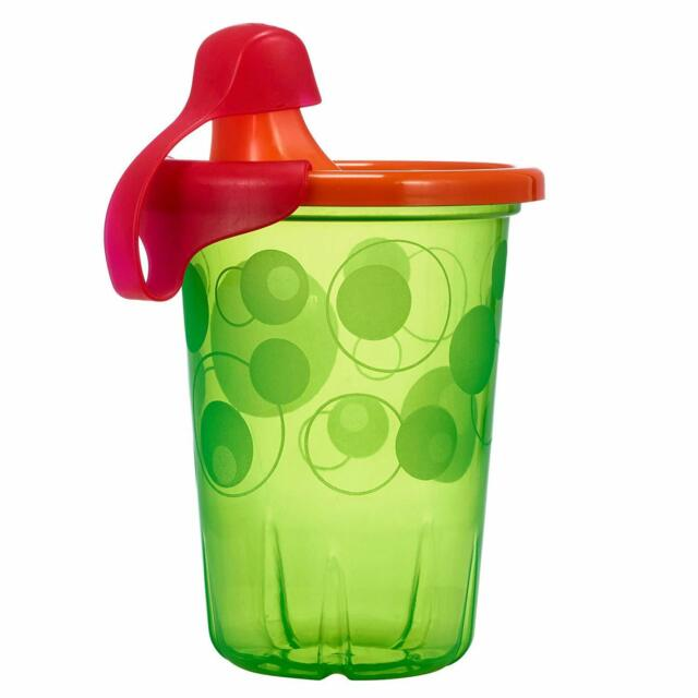 The First Years Take Toss Spill-Proof 7 oz Sippy Cups 6 ea Assorted Colors