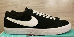 finest selection d84a3 0653a Details about Nike SB Blazer Zoom Low Black White Skateboarding Fashion  864347-019 Pick Size