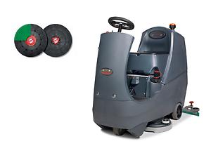 Numatic CRG8072//120T Aufsitz-Scheuersaugmaschine Reinigungsmaschine CRO8072//120