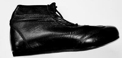 Boxing Boots Full Cowhide Leather Ankle