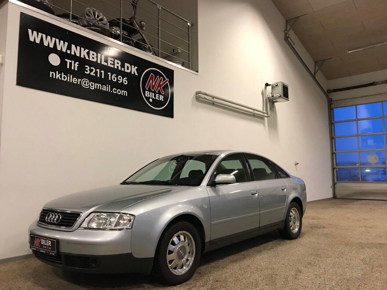 Audi A6 2,4 V6 Tiptr. 4d