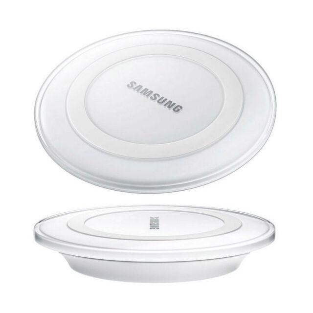 Genuine Samsung Galaxy S10+ IPHONE XS QI Wireless Charger Charging Pad UK White