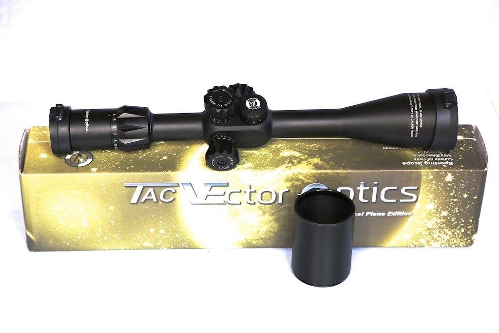 VektGoldptik Paladin 4-16X50 FFP Rifle Scope