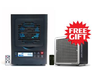 1 149 Value Breeze 2 Cube Alpine Fresh Living Air Purifier Ecoquest Vollara Ebay
