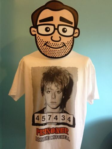 Bobbie Mitchell Maxine Klibingaitis Male T Shirt Prisoner Cell Block H