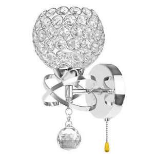1X-Lampara-de-Pared-de-Cristal-Moderna-Led-Bombilla-de-Aplique-Iluminacion-1W7