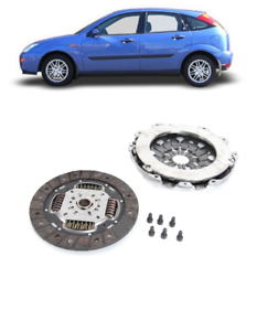 Clutch Kit to suit Solid Flywheel - fits Ford Focus, Transit Connect 1.8 TDCi