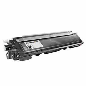 4 x Toner Cartridge for Brother TN210 TN210BK MFC-9320CN MFC-9320CW MFC-9325CW