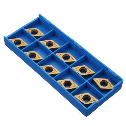 32.51 Gewindeeinsätze Hartmetall für Drehwerkzeug 10// Satz Durable DCMT11T308