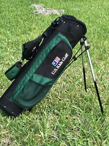 Us Kids Golf Bag Green Code Color