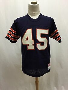 83884c5b9ea Vintage Sand-Knit Chicago Bears NFL Football Jersey #45 Size Medium ...