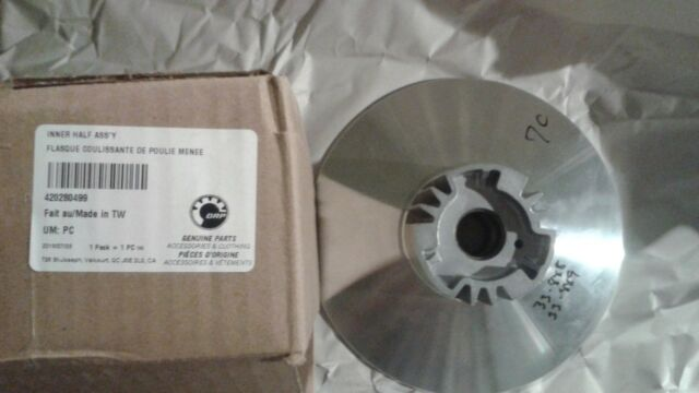 SALE! NEW! BRP CAN AM OEM 420280499 INNER HALF ASS Y We ship worldwide.