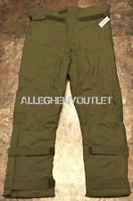 Aramid Aircrew Cold Weather Fire Resistant Trouser Pant Liner USAF Med Reg