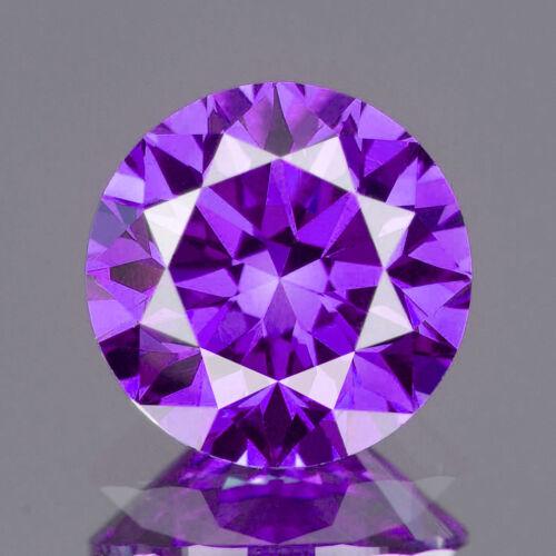 2.1 MM CERTIFIED Round Fancy Purple Color Loose Natural Diamond Wholesale Lot
