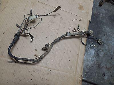 kawasaki KE250 KE 250 main wiring wire harness loom 77 79 1977 1978 1979 78  | eBayeBay