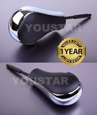 USA STOCK CHROME & BLACK AUTO Shift Knob BMW 3 5 7 Series E46 E60 E39 E36 Z3 #12