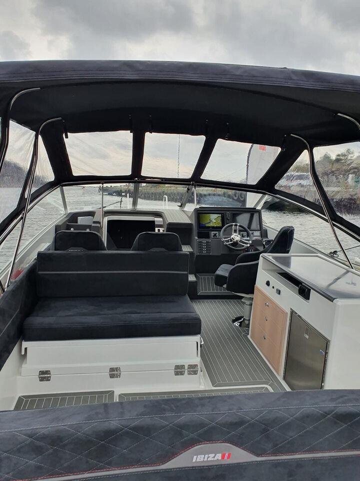 Nyhed - IBIZA 911T med 350HK
