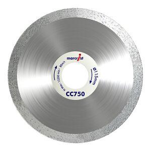 Wet Cutter Blade 150mm Diamond Tile Blade Marcrist CK850 Diamond Tile Saw
