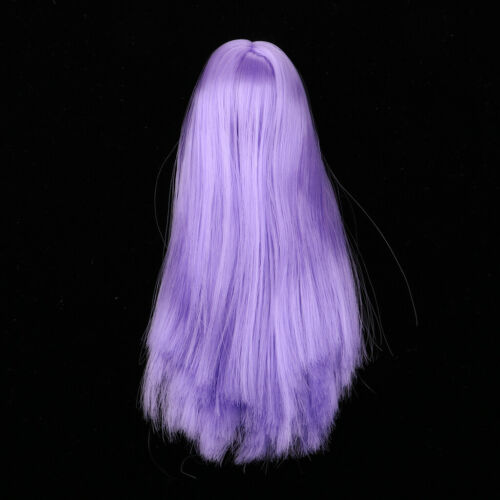 1//6 SCALE ACTION FIGURES BJD DOLLS DIY ACCESSORIES STRAIGHT HAIR WIG
