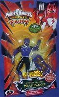 Power Rangers Jungle Fury 5 Master Wolf Ranger Factory Sealed 2008