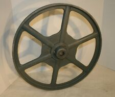 Delta Rockwell Upper Bandsaw Band Saw Wheel 20 Cbs 157 B 28 3xo Withnew Tire