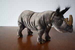 Hansa-TOY-INTERNATIONAL-Rhino-Plush-Toy-Hand-Crafted-ART-5251-44-cm-17-in