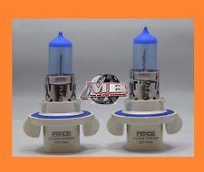 PERDE H13 60W Halogen Light Bright White Car Headlight Bulbs Bulb Lamp 12V 6000K
