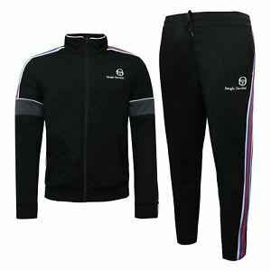 Sergio-Tacchini-Mens-Darcy-Tracksuit-Lounge-Track-Top-Pants-Black-38365-192