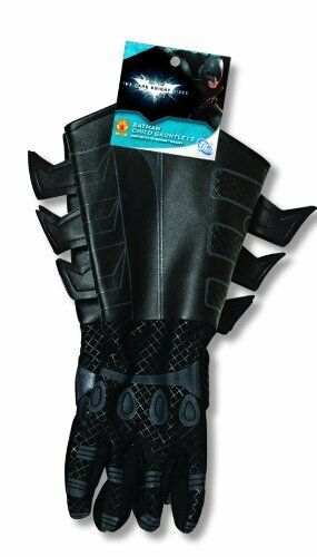 Rubie/'s Official Batman Gauntlets One Size Child Costume