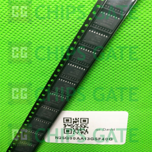 1PCS N25Q00AA13GSF40G IC FLASH 1GBIT 108MHZ 16SOP 25Q00 N25Q00