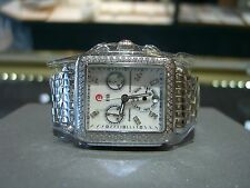 MICHELE WATCH Deco Day Diamond, Diamond Dial Authentic with Box & Papers NEW ~!.