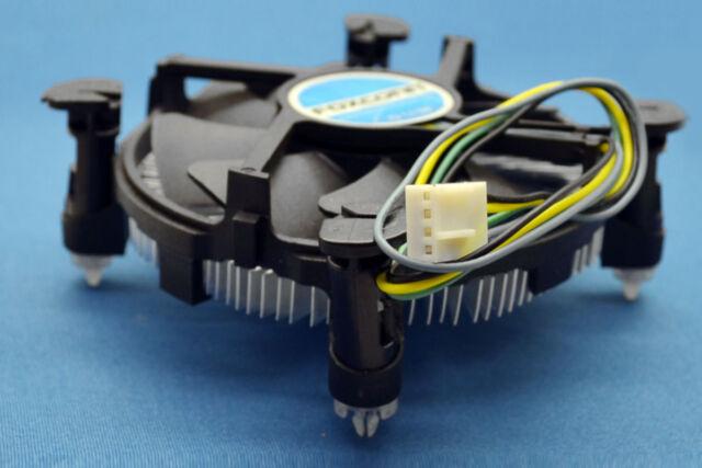 Foxconn Copper Core Intel i3 i5 LGA 1150 1151 1155 Low Profile 1U Cooling Fan