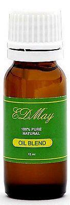 100%Natural Relaxing Massage Oil Blend Lavender Tangerine Rose Essential Oil