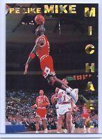 "MICHAEL JORDAN 1994 ""BOTTOM OF THE NET"" #23 ""FUTURE HALL OF FAME"" CARD! GLOSSY!"