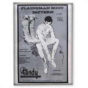 Plainsman-Boot-Pattern-Pack-New-62690-00-by-Tandy-Leather