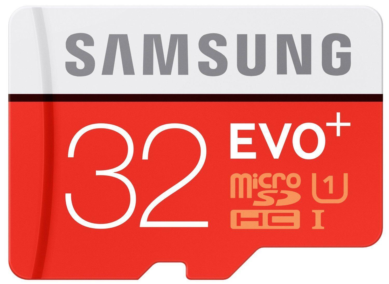 32Go 64Go 128Go Samsung EVO plus Micro SD SDHC/SDXC carte mémoire CLASS 10 UHS-1 3