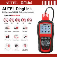 Autel Maxidiag Elite Diaglink Car All System Scanner Obd2 Diagnostic Code Reader