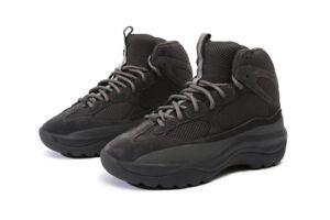 new style eb232 73017 Details about YEEZY Season 6 Desert Rat 500 Boot size 7. Graphite.  YZ6MF6003-213. black grey