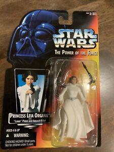 star wars power of the force PRINCESS LEIA ORGANA
