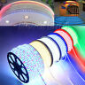 220V IP65 1-100M 60led/M 5050 SMD LED Rouleau Ruban Strip Lamp Lumiere Eclairage