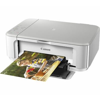 CANON PIXMA MG3650 All-in-One Wireless Inkjet Printer - White - Currys