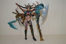 013 Spawn Dark Ages The Spellcaster ultra action figure 100% complete McFarlane