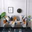 Sofabezüge Sofahusse Sofabezug Blumenmuster Stretchhussen Schonbezug 1-4 Sitzer