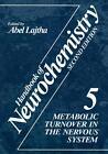 Handbook of Neurochemistry von Abel Lajtha (2013, Taschenbuch)