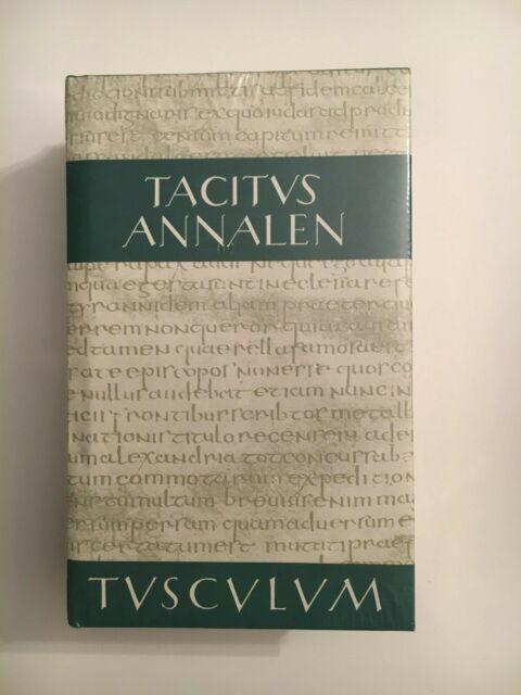 Annalen von Tacitus (2010, Gebunden)