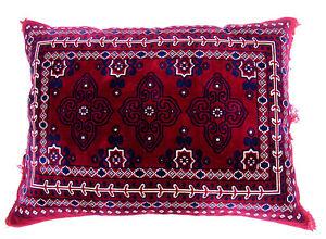 Persische Teppiche Antiquitäten & Kunst 80x58 Cm Orient Kissen Kissenhülle Sitzkissen Bodenkissen Kissenbezug Cushion Kd Stabile Konstruktion